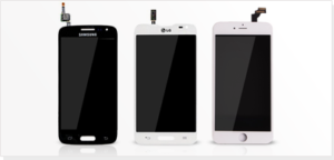 Smartphone LCD Screens